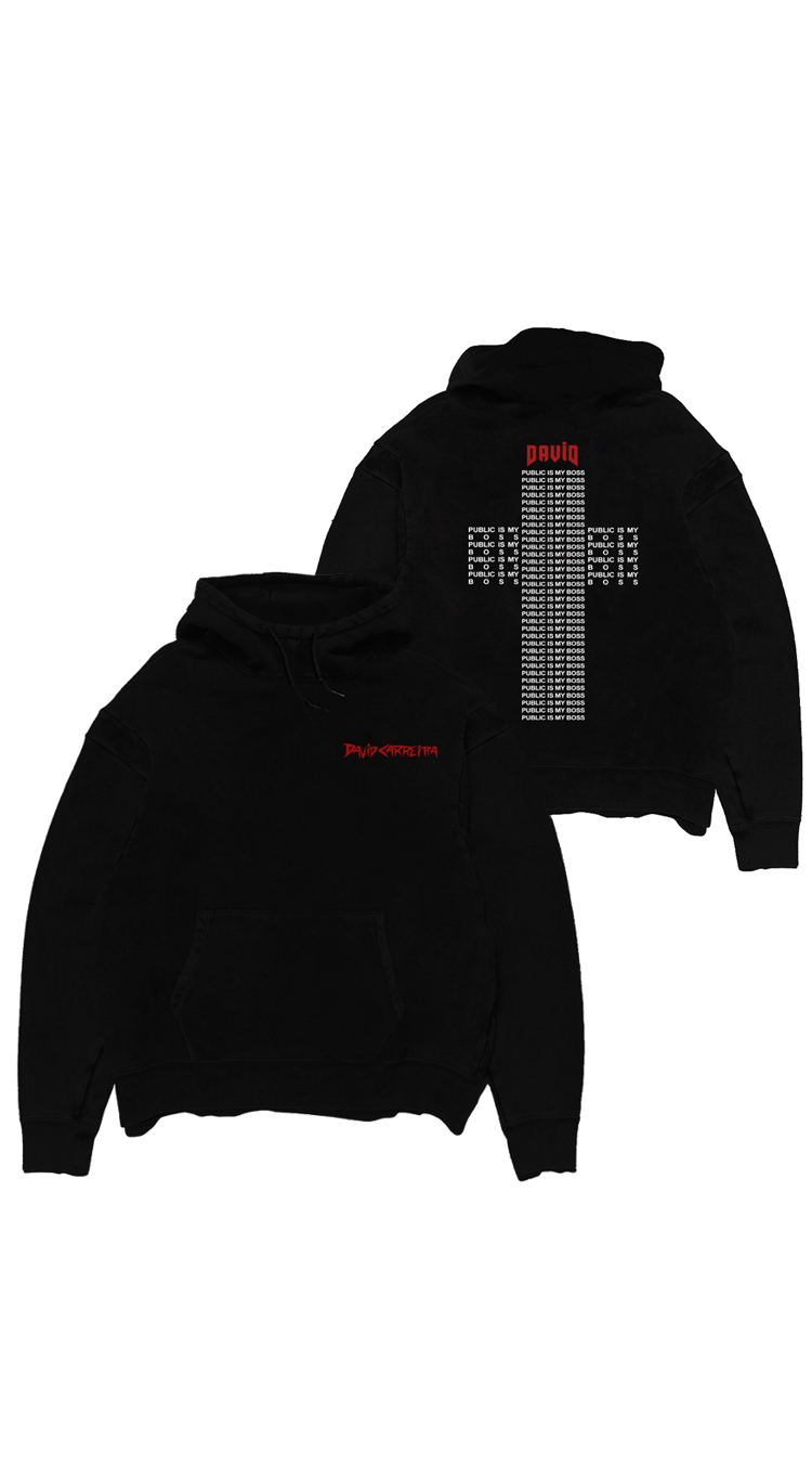 A Sweat Public Is My Boss (cruz) (OUT OF STOCK)