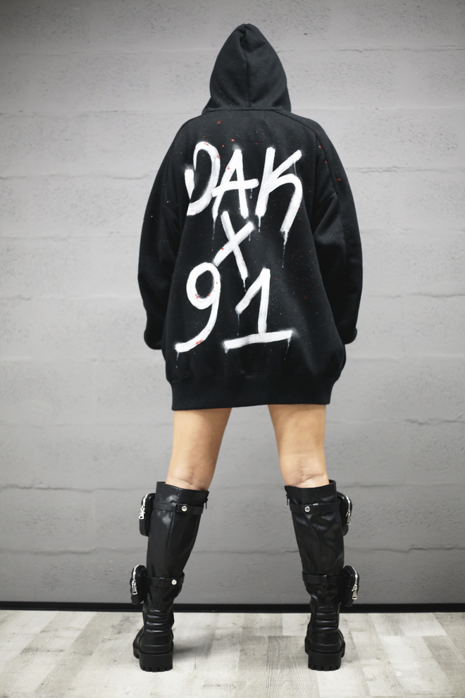 OAK X 91 SWEAT  (Out Of Stock)