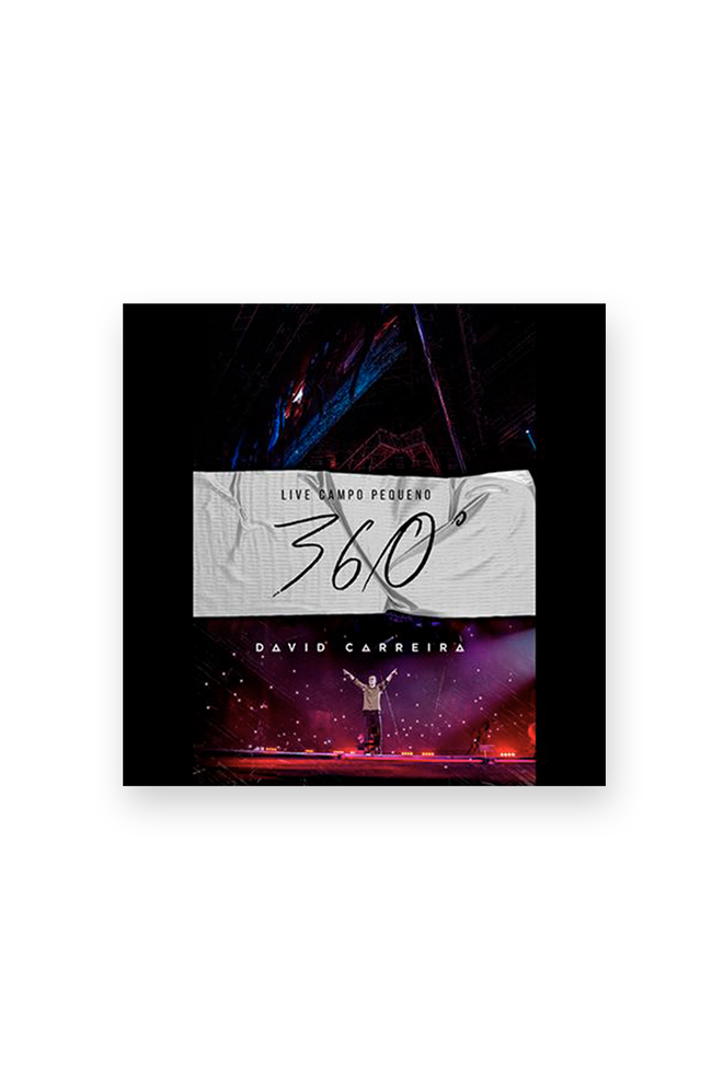 CD + DVD LIVE CAMPO PEQUENO