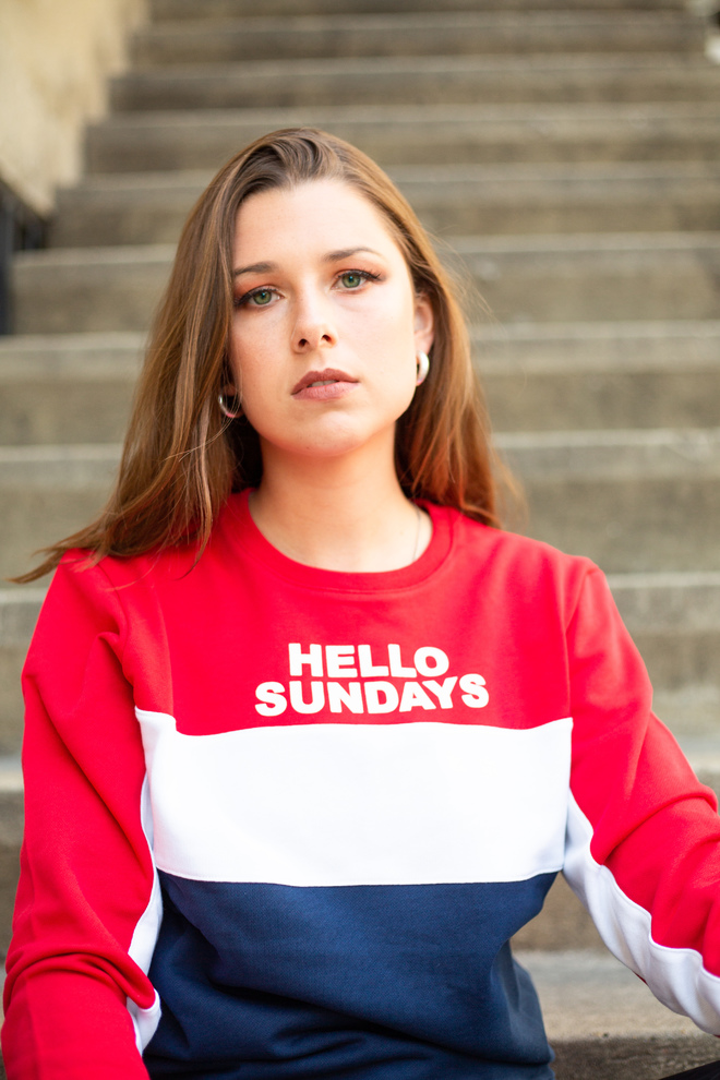 HELLO SUNDAYS  (OUT OF STOCK)