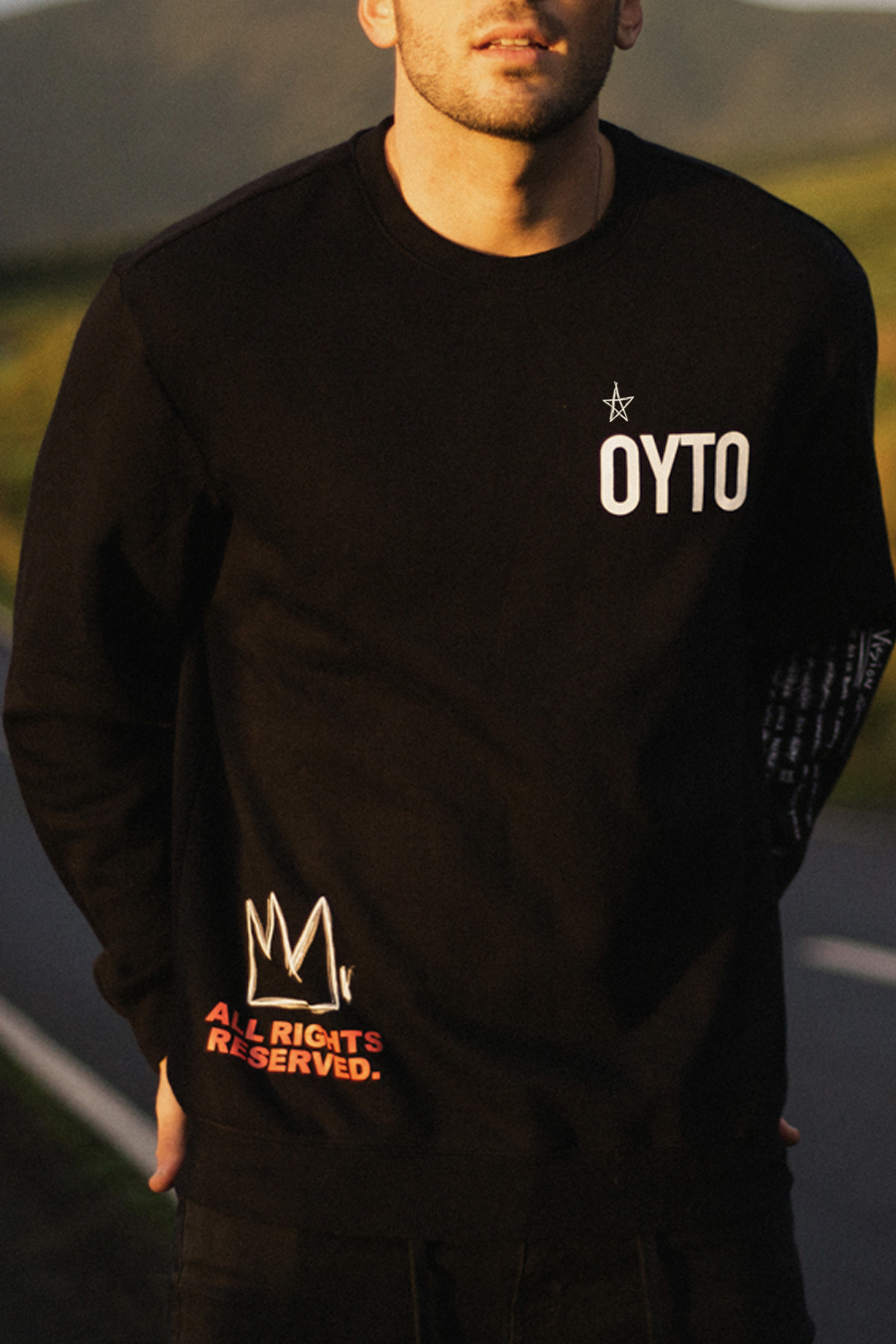 LONGSLEEVE OYTO GOLD (Out Of Stock)