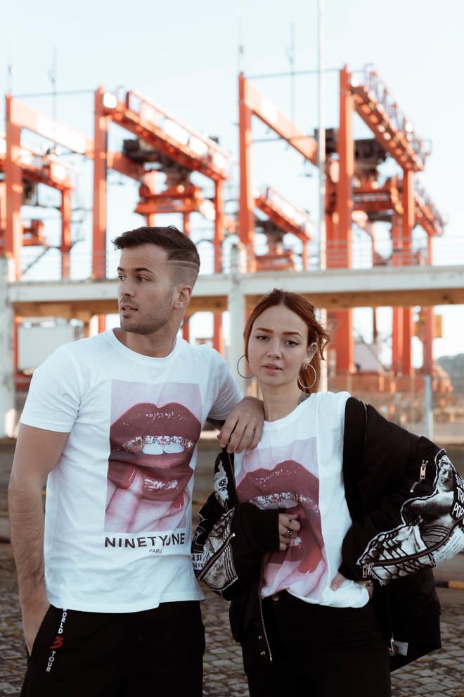 T-shirt Enzo