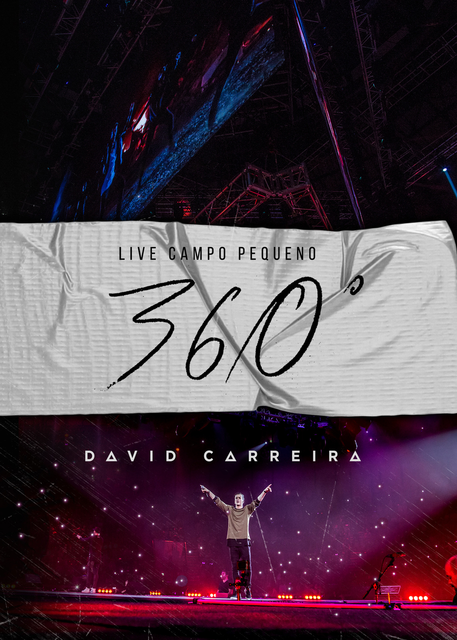 CD + DVD Live Campo Pequeno (SOLD OUT)